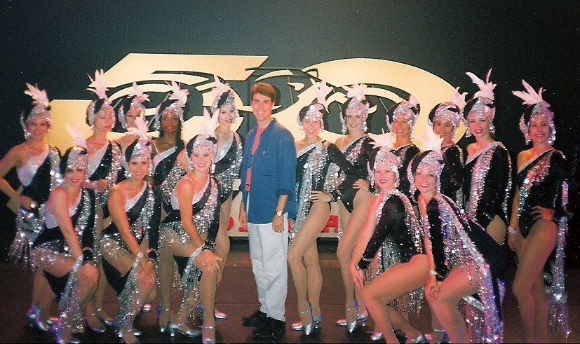 Choreographer of the Rockettes